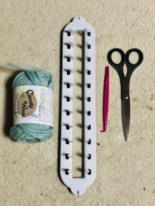 イージーリリアンで編み物するのに必要なものはこれだけ