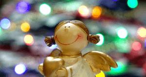 天使の4歳児
