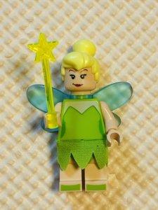 LEGOディズニーシンデレラ城のティンカーベル