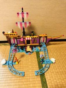 LEGOフレンズハートレイク遊園地9