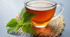 川貝枇杷膏をお茶に溶かして飲むと効果的で美味しい