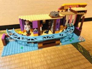 LEGOフレンズハートレイク遊園地7
