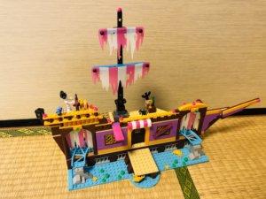 LEGOフレンズハートレイク遊園地8