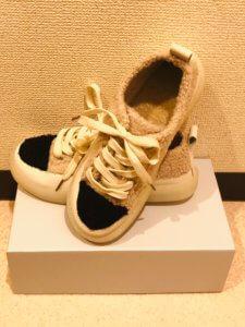 チャカン靴は柔らかくてとても履きやすい